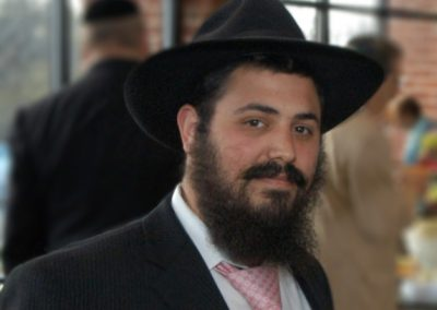 Binyomin Zev Ben Avrohom Yosef